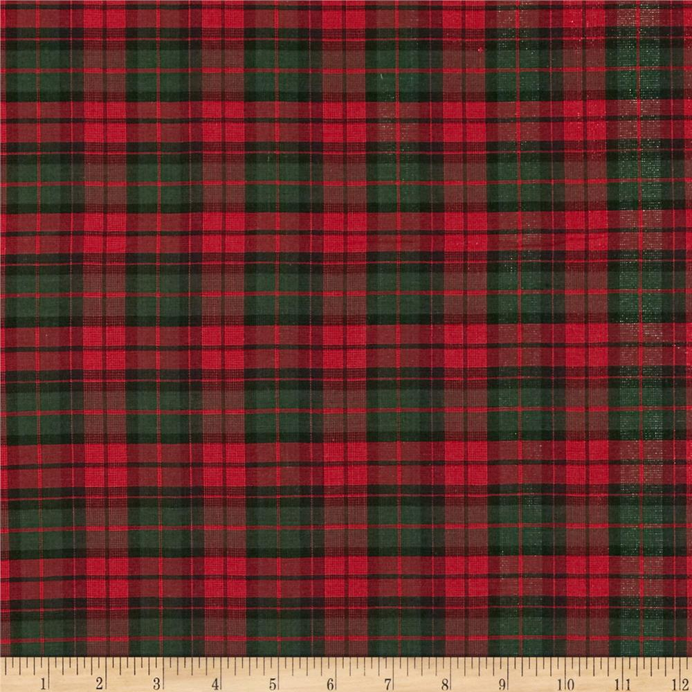 Red And Green Plaid Pattern Www Pixshark Com Images