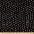 Kanvas Maine Attractions Fish Net Black