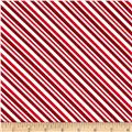 Alpine Stripe Red