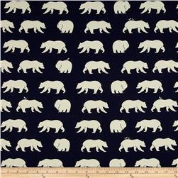 Birch Organic Bear Camp Bear Canvas Hike Dusk
