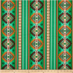Tucson Stripe Green