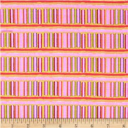 Sketchbook Pastel Stick Stripe Candy