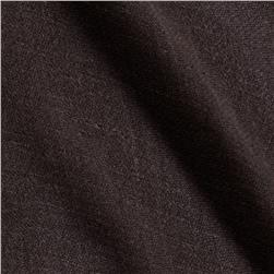 Sorrento Linen Solid Dark Brown