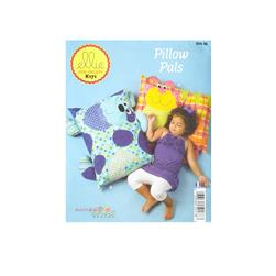 Ellie Mae Designs Sweet Chic Pillow Pals Pattern