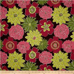 Terrasol Indoor/Outdoor Spring Splendor Raspberry