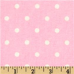 Nursery Rhyme Dot Pink