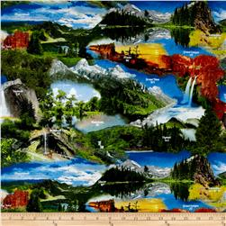 Our National Parks Scenic Multi