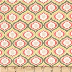Penelope Isle of Milos Pink Fabric