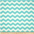 Riley Blake Home Decor Wave Aqua