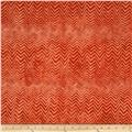 Bali Batiks Handpaints Chevron Flame