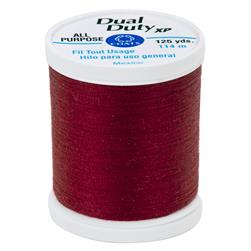 Coats & Clark Dual Duty XP 125yd Barberry