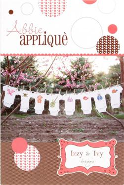 Izzy & Ivy Abbie Applique Pattern