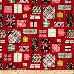 25 Days of Christmas Gifts Light Red