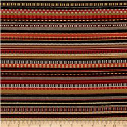 Suntastic Outdoor Chenille Jacquard O'Sunrags Tribe