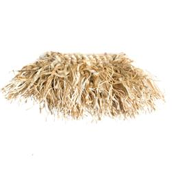 "Trend 2.25"" 01464 Brush Fringe Oatmeal"