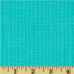 Moda Good Karma Stitch Aqua