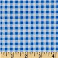 Newcastle Novelties Gingham Blue