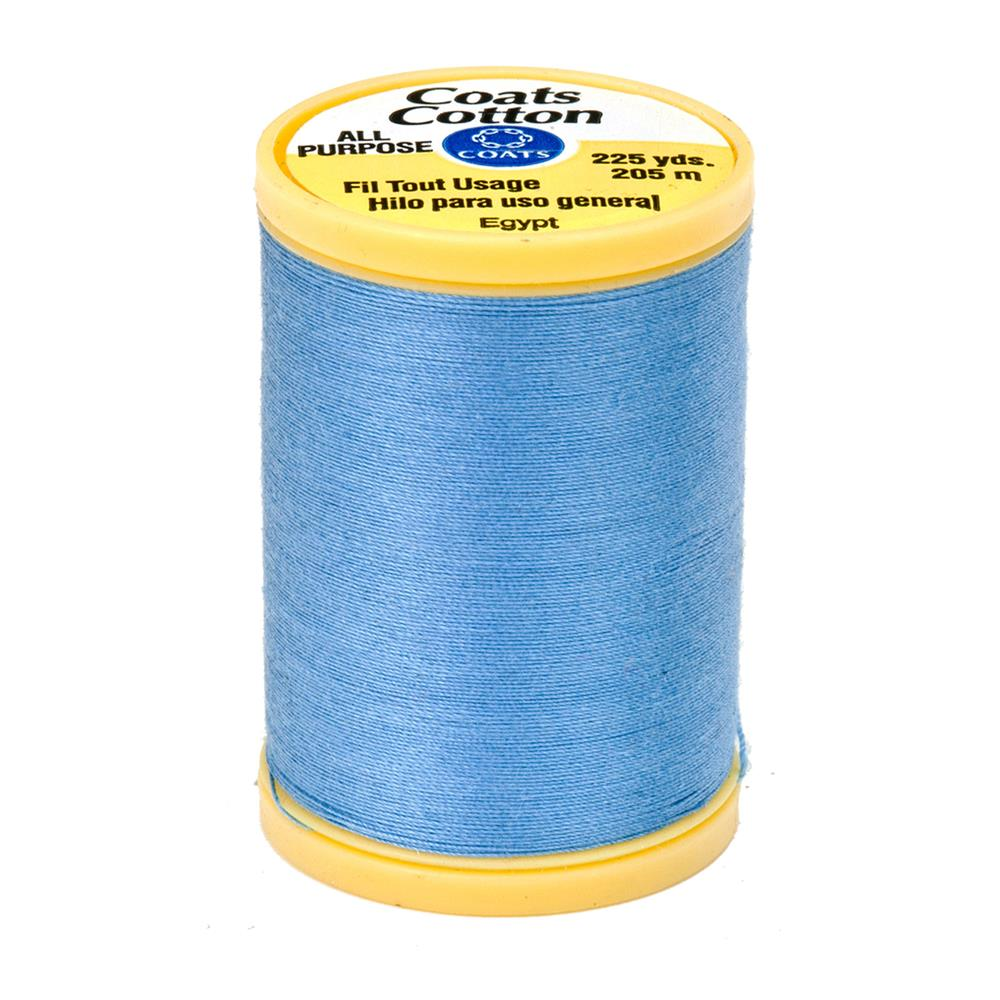 Coats & Clark General Purpose Cotton 225 yd. Medium Blue