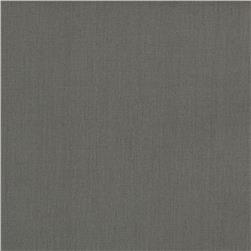 Whisper Poplin Steel Grey Fabric