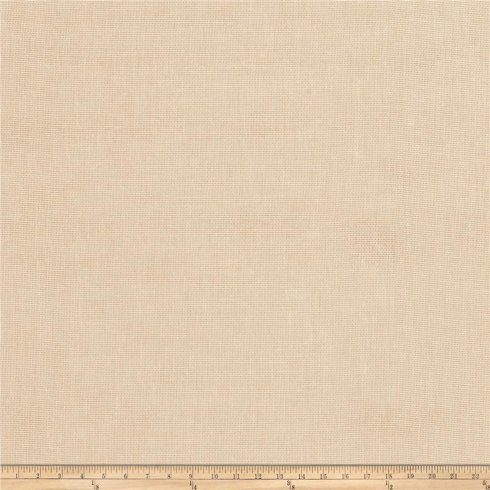 Trend 03592 Open Weave Sheer Wheat