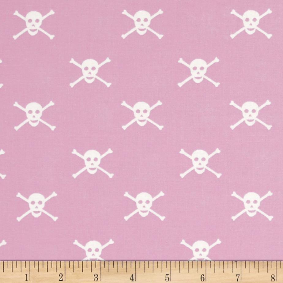 Dear Stella Sea Worthy Jolly Rogers Pink
