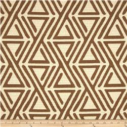 Dwell Studio Triangle Maze Copper