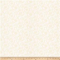Fabricut Jace Scroll Lace Ivory