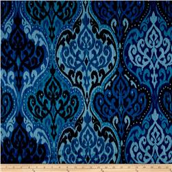 Waverly Lunar Sky Sateen Indigo