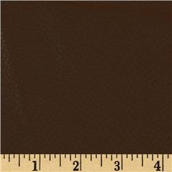 Richloom Faux Leather Darewood Chocolate