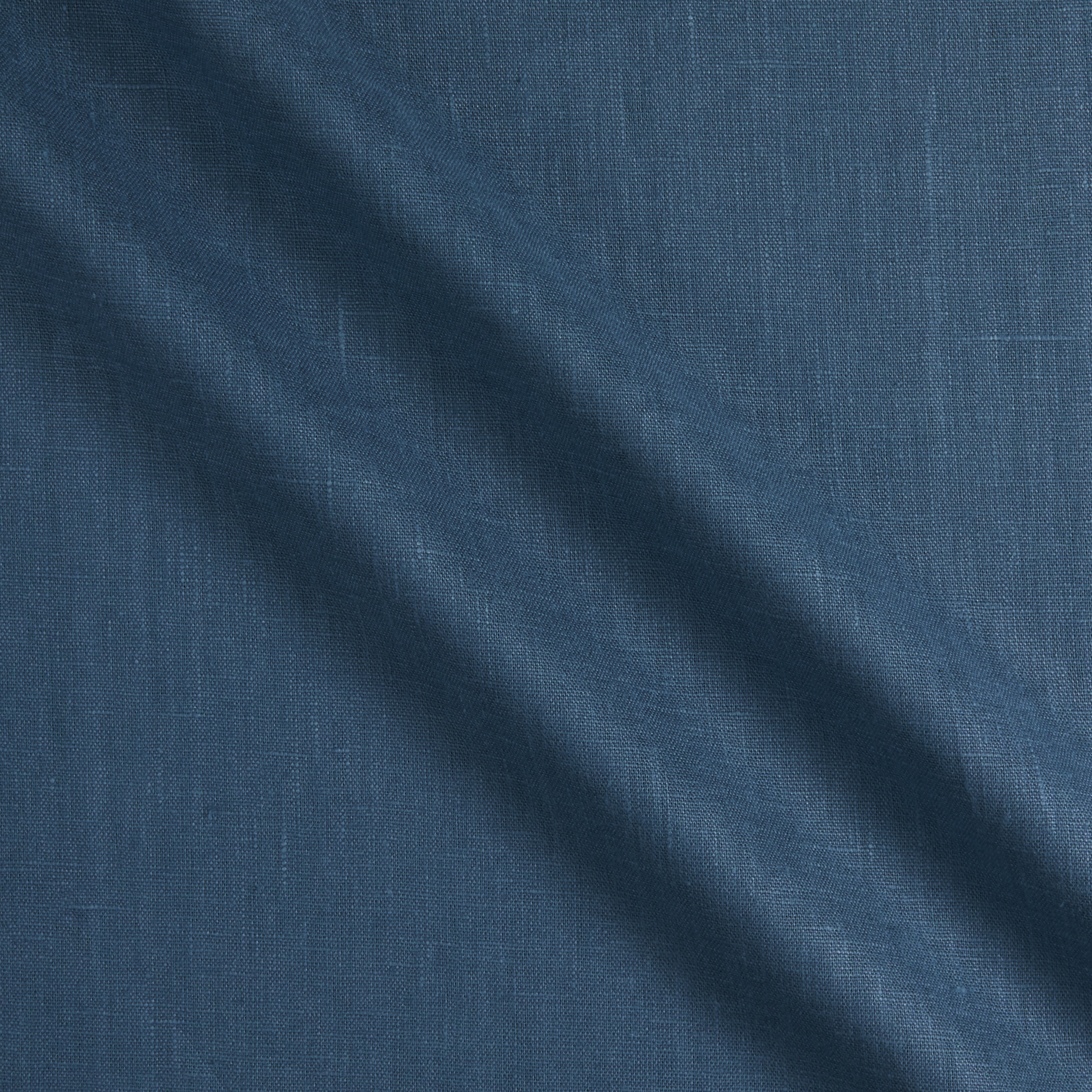 European 100% Washed Linen Wedgewood Fabric by Noveltex in USA
