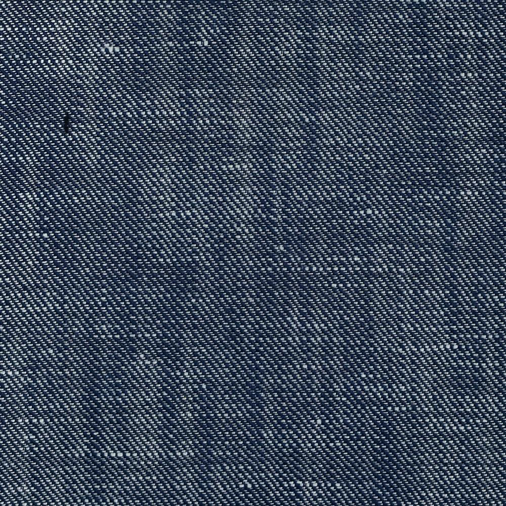 Kaufman rustica chambray linen indigo discount designer for What is chambre