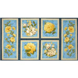 Sunshine Bouquet Craft Panel Blue