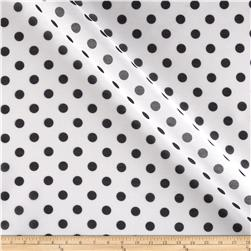 RCA Polka Dots Sheers Black