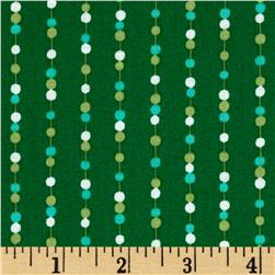 Moda Color Me Happy Beads Emerald