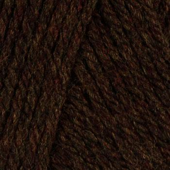 Lion Brand Wool-Ease Chunky Yarn (127) Walnut