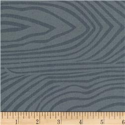 """110"""" Wide Quilt Back Moire Grey"""
