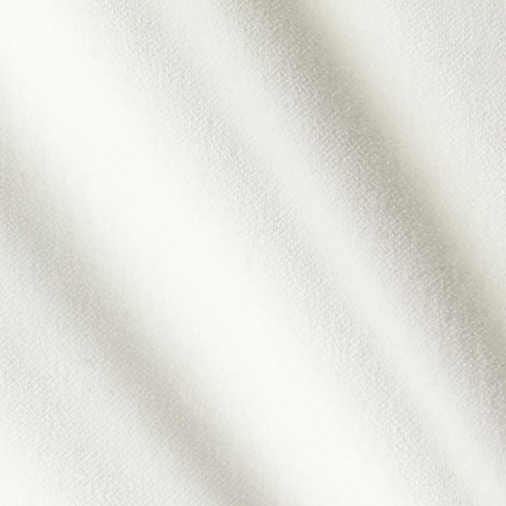 Acetex Cotton Velvet Winter White