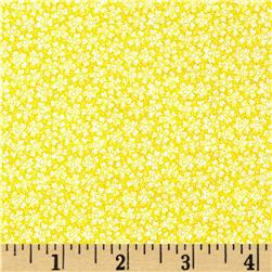 Jeweltone Classics Small Floral Lemon