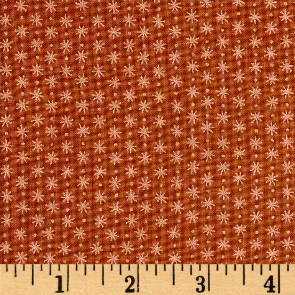 Asterisk Nutmeg Pearl Brown
