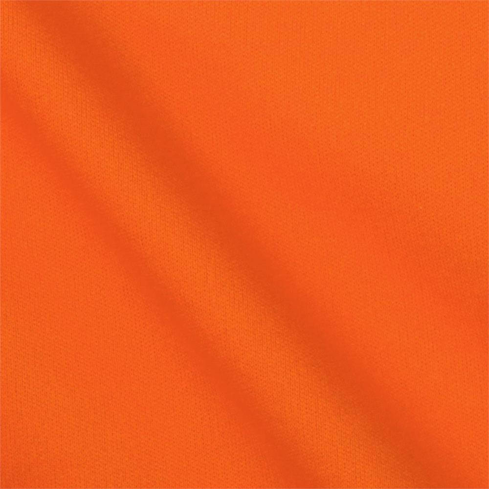 Pul Polyurethane Laminate 1 Mil Blaze Orange Discount Designer Fabric