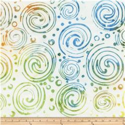 Tonga Batiks Cabana Spirals Party Fabric