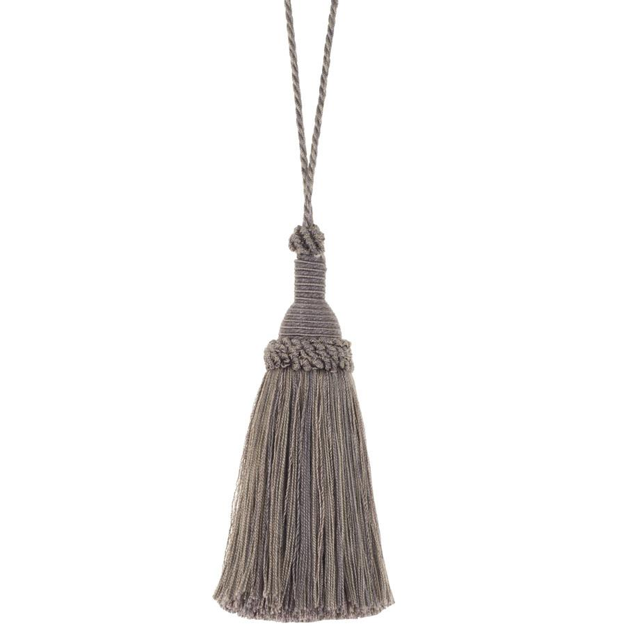"Trend 12.125"" 02870 Key Tassel Steel"