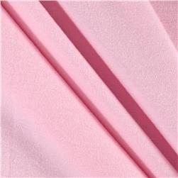 Cotton Spandex Jersey Knit Baby Pink