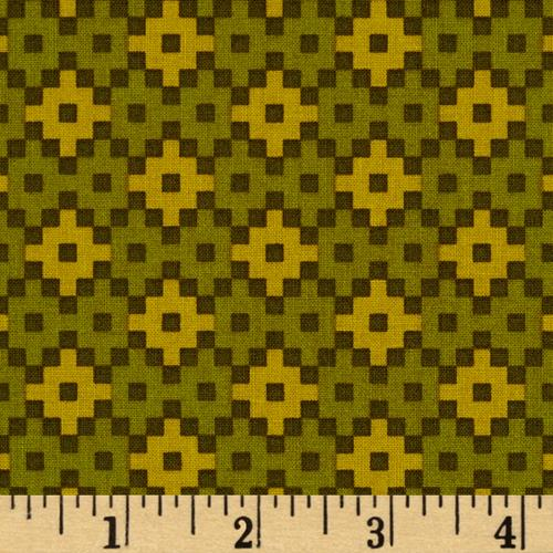Kaufman Rhoda Ruth Matrix Plaid Nature