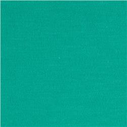 Tri-Blend Heather Jersey Knit Sea Aqua