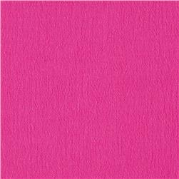 Cotton Gauze Fuschia