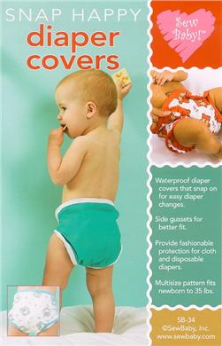 SewBaby! Diaper Covers Pattern