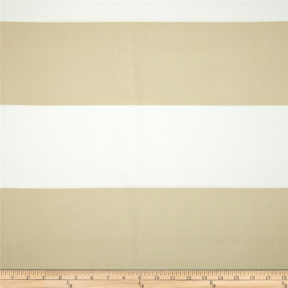 Premier Prints Indoor/Outdoor Cabana Stripe Sand