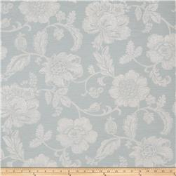 Fabricut Greta Wallpaper Robins Egg (Double Roll)