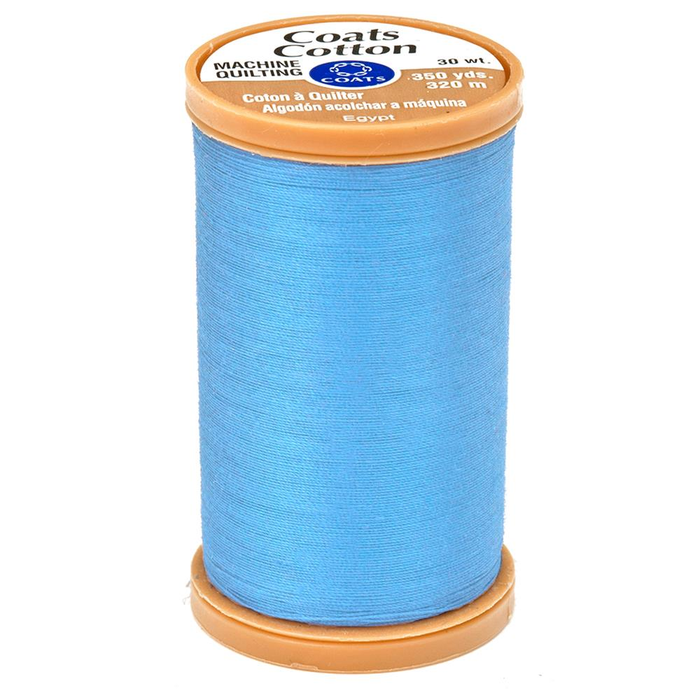 Coats & Clark Machine Quilting Cotton Thread 350 yd. Blue